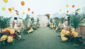【当季爆款】波西米亚风田园风户外婚礼