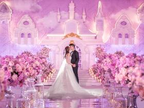 梦幻公主的梦【梦幻城堡婚礼】
