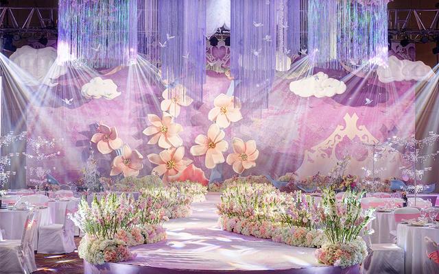 大伟婚礼——莫奈.光印象