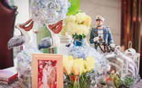 【喜多多婚礼策划】LOVE IN THE A清新主题婚礼
