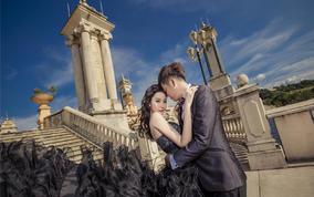 七彩玫瑰全球旅拍 吉隆坡免费客栈加免费接机