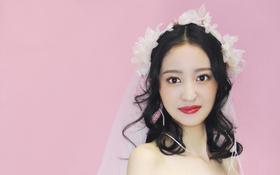 方糖美妆-浪漫散发新娘造型