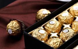 ·婚礼桌糖回礼品牌巧克力
