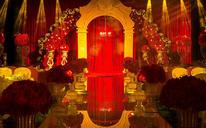 【金色百年】Red Love——红色复古主题婚礼