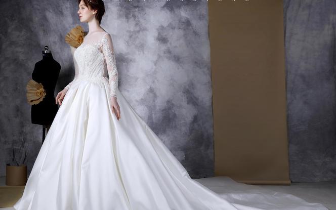 坤霓 2018 轻奢新娘套系