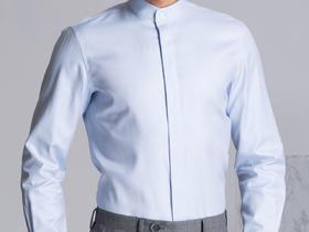 【男士礼服】英国皇家御用面料迪镶120-140支定制衬衫