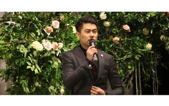【时代主持团】资深主持+安风老师+森系婚礼讲述型