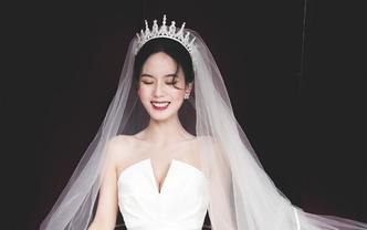 新娘跟妆送妈妈妆跟伴娘妆,化妆时全程跟妆