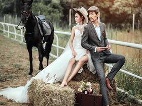 【成都】·拉斐主题婚纱摄影—爱马仕套系 店长推荐