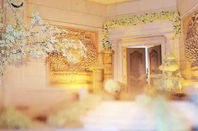 艾慕汀婚礼现场 北京昆仑饭店的精致