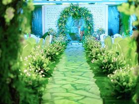 原色森系婚礼——【圣.瑷】定制婚礼