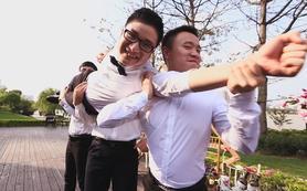总监档婚礼跟摄