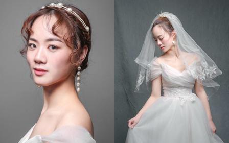 3月特价优惠 全程跟妆  送婚前单色美甲一次