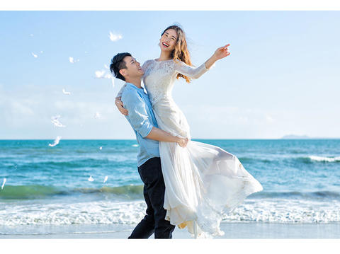 婚礼摄影|一站式目的地旅行婚礼