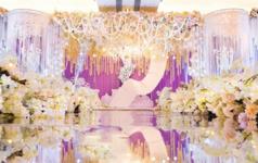 【小稻婚礼】—粉色室内主题婚礼