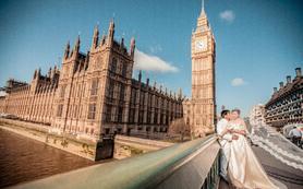 婚游记 英国伦敦 婚纱摄影