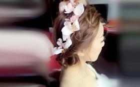总监Fiona老师新娘婚礼现场(16年5月1日)
