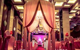 雅枫国际酒店浪漫婚礼套餐16900元