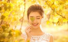 【记忆里】喜欢秋日的一片金黄