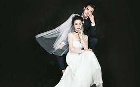 ❤网络婚博会8服8造+热拍景点路线任选+韩式内景