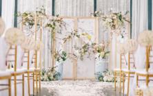 【花理派婚礼】新中式户外婚礼