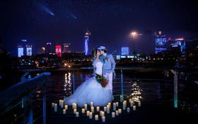 米兰婚纱摄影 ---《夜色》