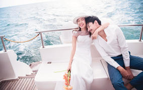 【轻奢旅拍】爆款/游艇/夜景/水下/高品质客片/