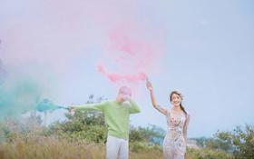 【白昼造梦者】——大城小爱婚纱摄影