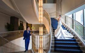 iwedding新娘客照「MRS」优雅鱼尾