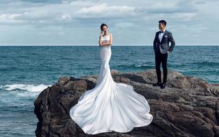 结婚季婚纱摄影工作室