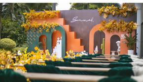 《喜来屋婚礼定制》之《摩洛哥的浪漫》
