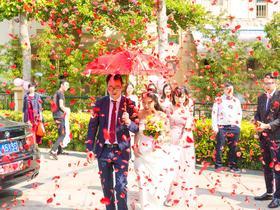 【钜惠套餐】高级婚礼全天跟妆➕单机摄影➕单机婚礼摄像