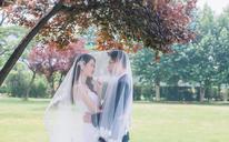 [l洛觉摄影]唯美婚礼纪录,只属于你们的爱情