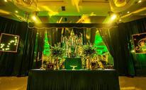 森系婚礼风——绿色狂想曲