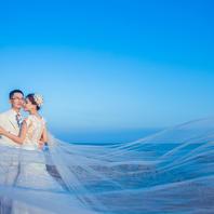 【弥尚】防城港私家海景--您婚照私家后海拍摄