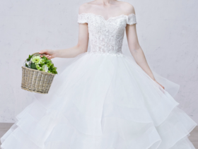浪漫公主婚纱系列+T台婚纱+带着婚纱去旅行