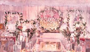 【锦爱出品】室内主题婚礼 · 梦游十七岁