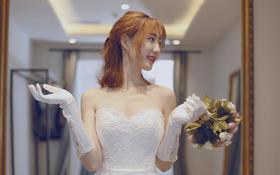 AYA镜头下一组超美的婚纱客片
