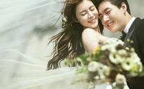 时尚经典19年店庆韩式婚纱摄影套餐 3999