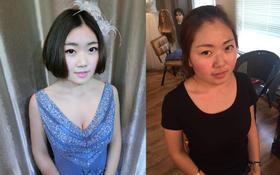 短发新娘也可以美美哒 韩式唯美简单造型