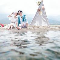 【青海湖】婚博会狂欢12服12造服装任选(限量)