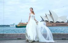 【澳洲】七彩玫瑰澳大利亚旅拍 悉尼歌剧院