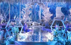 """【乐美婚礼】""""冬·恋""""·北京金茂万丽酒店"""