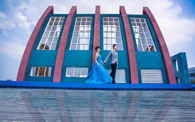 【原色婚纱摄影】情是爱的过程
