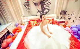 新娘跟妆1680元套餐