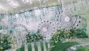 艾薇婚礼策划    绿风系