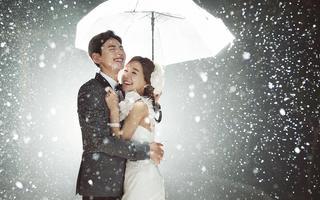 韩式浪漫婚纱风<爱慕/Admire>