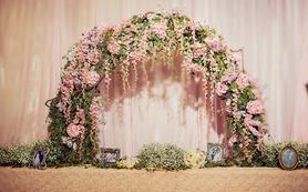 【秘密花园】凯宾斯基 主题婚礼