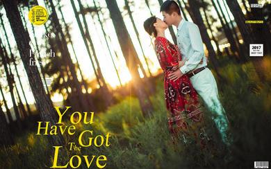 榕树下·凝瞬婚纱摄影— 请你潇洒的与我相恋
