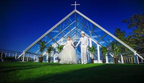 vip老虎滩基地  波罗的海 希腊建筑 梦幻教堂